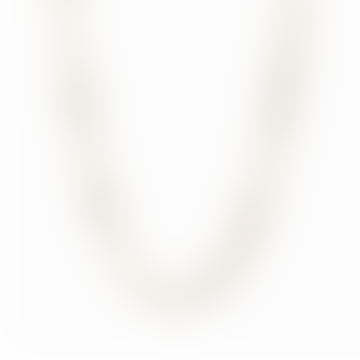 Waterproof 18k Gold Chain Necklace
