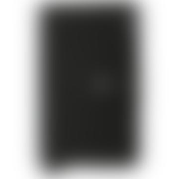 Secrid Crisple Black Leather Mini Wallet