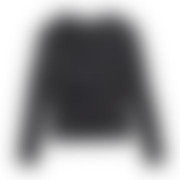 Louie Sweater - Charcoal Camo