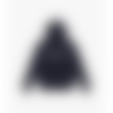 Knickerbocker Core Logo Hoody Dark Navy