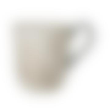White Rio Stoneware Mug