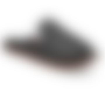 Mountain Mule Mte Black Gum Slipper