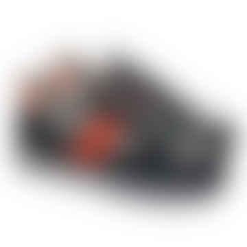Saucony Originals Jazz Original Peak Sneakers (Grey/Dove Orange)