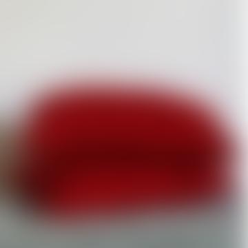 30 x 50cm Red Velvet Cushion Cover