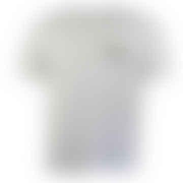 Suar Short-Sleeved T-Shirt White