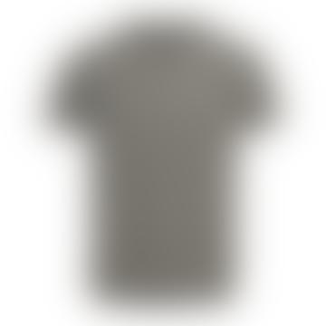 Matinique Jermalink Dark Grey Melange Stretch T Shirt