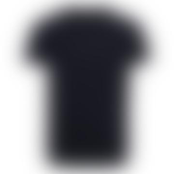 Matinique Jermalink Midnight Blue Stretch T Shirt