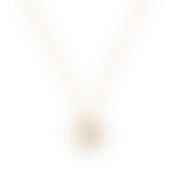 Gold Manifest Necklace