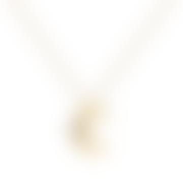 Gold Honeymoon Necklace