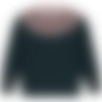 Fairisle Yoke Sweater Lugano