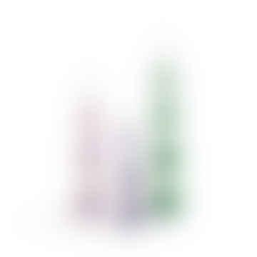 &klevering Stripe Javelin Candle - Set of 3