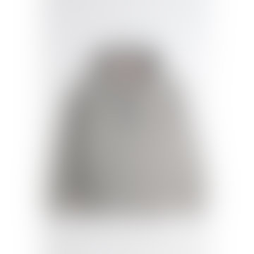 Zip Hoodie Small Logo Grey