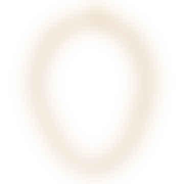 Essentials Chunky Necklace - Matt Gold