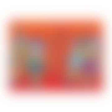 Love Hearts Set of 2 Teatowels - Fan Club/Rainbow Girls