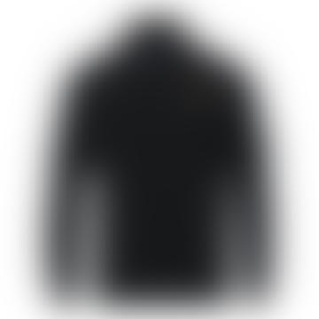Polo Ralph Lauren Half Zip Bear Sweater Black