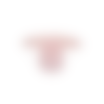 Long Sleeve Bib | Pastel Pink | XL