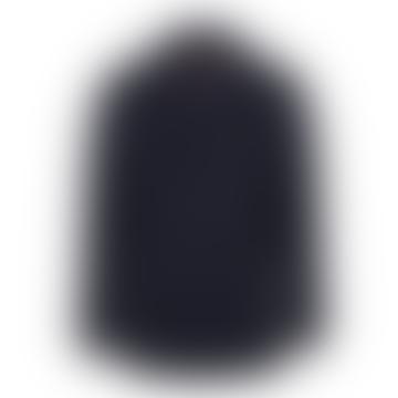 Doyle Dark Navy Pea Coat