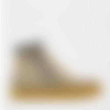 Setsu Zip Boot Sand Grey