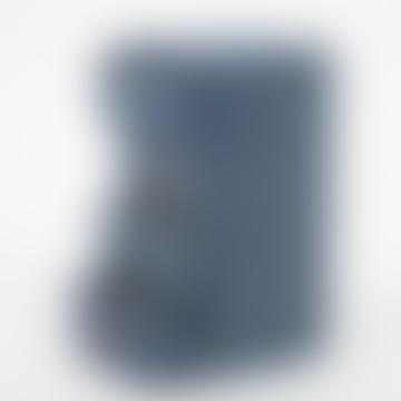 Blue Dandelion Mini Chest of Drawers