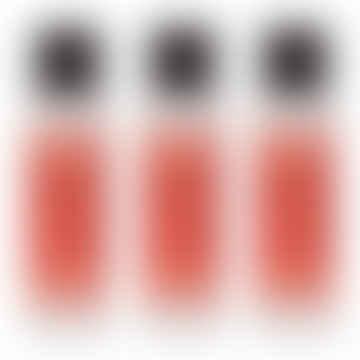 Puritx Set Of 3 Organic Bergamot Vetiver Black Pepper Essential Oils Aloe Vera Vegan Hand Sanitiser 60 Ml Travel Size