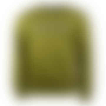 Truman Long-Sleeved Sweatshirt Olive
