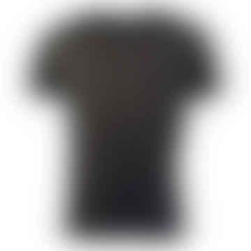 Talin Short-Sleeved T-Shirt Coal
