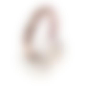 Shimmer Sequin Band Earmuffs Rose Gold