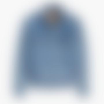 Indigo Vintage Fit Trucker Jacket