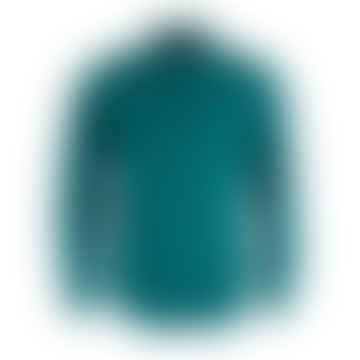 Belavista LS Oxford Shirt Billard Green