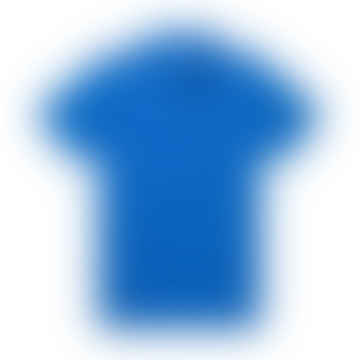 Riviera Polo Shirt Booth Blue