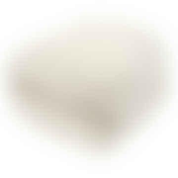 Cream Alpaca Throw