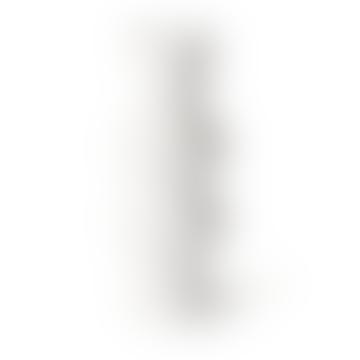 HKliving Speckled Clay Angular Vase | Large
