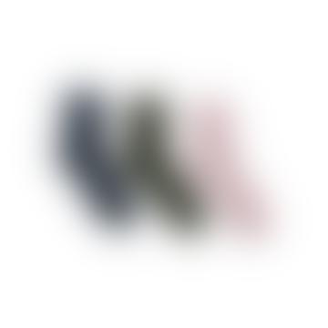 Numph Multicolour 3-Pack Glitter Socks