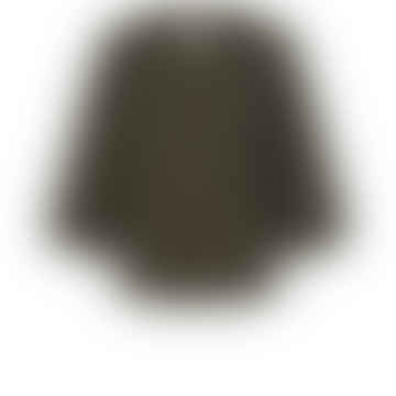 Numph Nuirmelin V-Neck Pullover Deep Depht