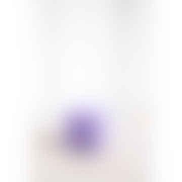 Purple Bubble Candle