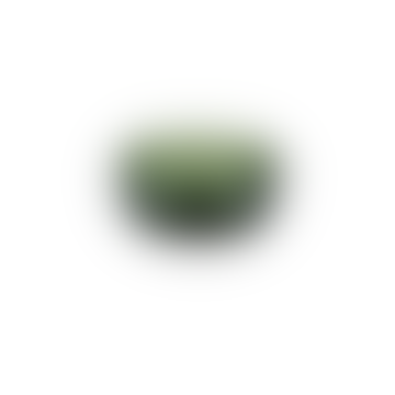 Riya Glass Bowl Dark Emerald