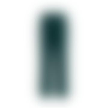 Fintan Woven Crepe Trousers In Pine Green