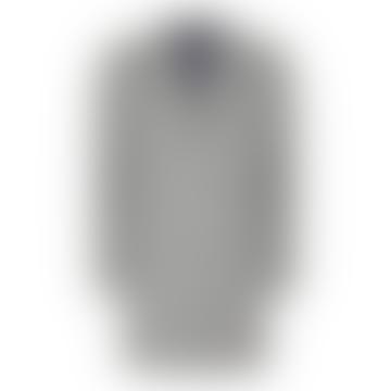 Rueben Light Grey Overcoat