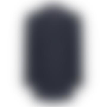 Lohmann Navy Textured Overcoat