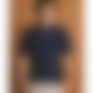 Katonga Knitted Polo Blue