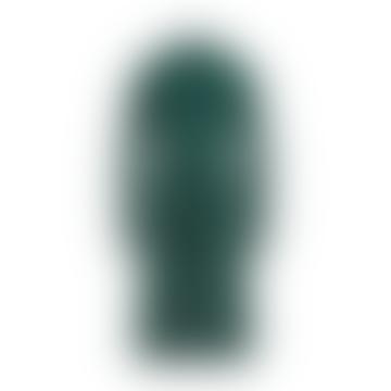 Sheeva Little Dots Dress In Pine Green
