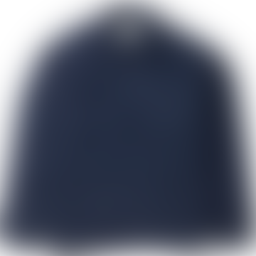 Navy Native North Gofer Wool Coach Jacket