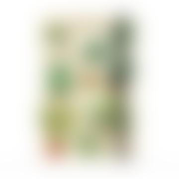 Cavallini & Co House Plants Notebook