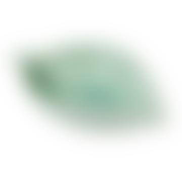 Aqua Marine Leaf Teabag Holder