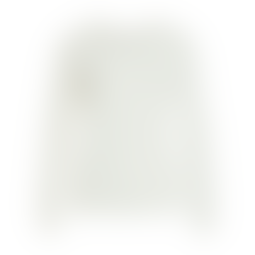 Viril Round Neck Sweater White