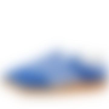 Munchen Sneakers Blue, White & Gum