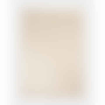 Berber Rug Beni Ourain Ecru 156 x 134 cm (BENI-1040)