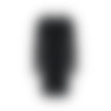 Black Teal Evie Sparkle Spot Knit Dress