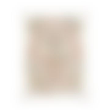 Handwoven Tribal Cotton Rug 120 X 180 cm