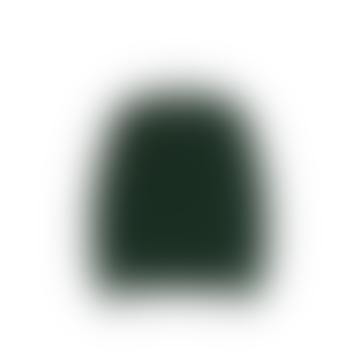 Vitor Ribbed Crewneck Jumper In Green